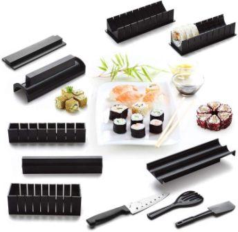 Eleductmon Sushi Making Kit for Beginners