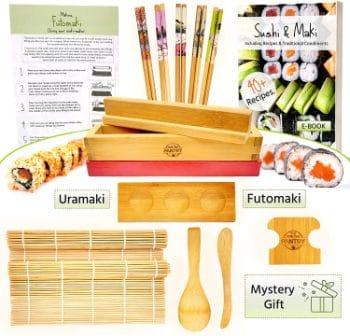 Grow Your Pantry Sushi and Maki Making Kit