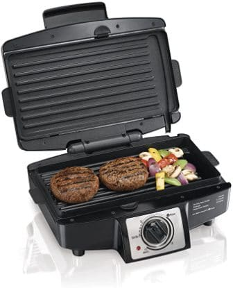 Hamilton Beach Store Electric Indoor Searing Grill