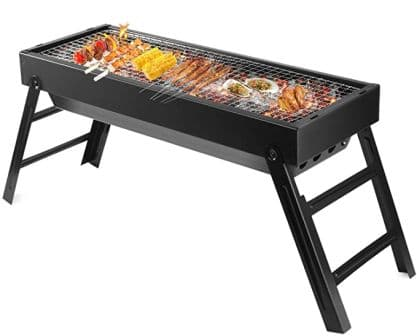LETION UTTORA Charcoal Grill