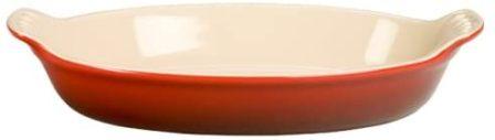 Le Creuset Heritage Dishwasher-Safe Stone Gratin Cookware