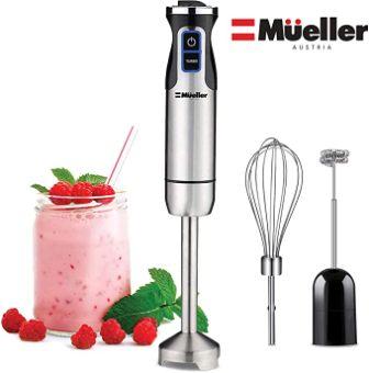 Mueller Austria Ultra-Stick Hand Blender