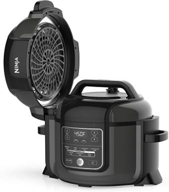 Ninja Foodi 9-in-1 Air Fryer Pressure Cooker