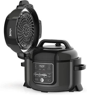Ninja OP302 Foodi 9-in-1 Air Fryer Pressure Cooker