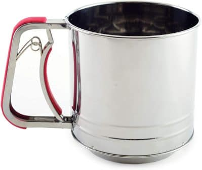 Norpro 5-cup Crank Flour Sifter