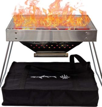 Shark BBQ Store Portable Charcoal Grill