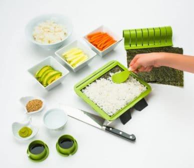 SushiQuik Complete Sushi Making Kit