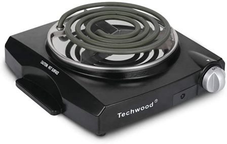 Techwood High-Quality & Compact Cooktop