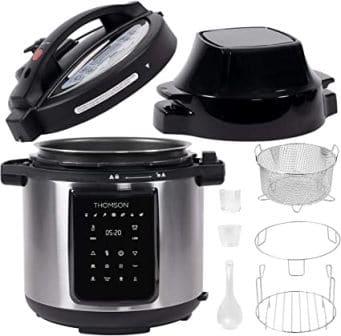 Thomson 9-in-1 Pressure Cooker Air Fryer