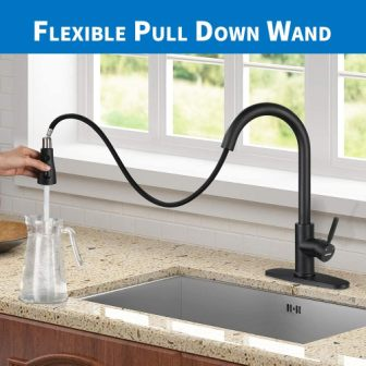 Top 15 Best Black Kitchen Faucets - Complete Guide in 2020