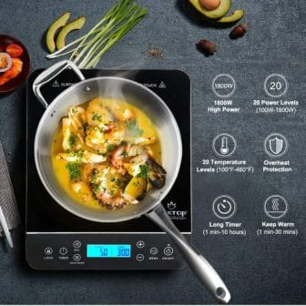 Top 15 Best Electric Burners - Detailed Guide & Reviews 2020
