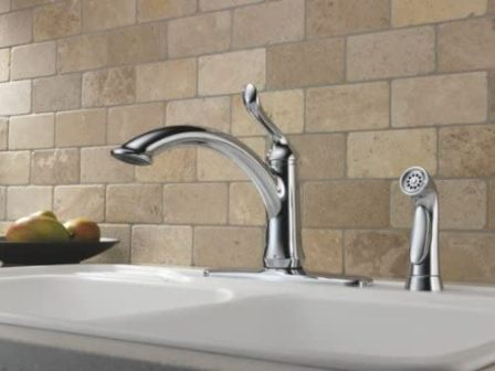 Top 15 Best Kitchen Faucets with Sprayer in 2020