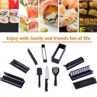 Top 15 Best Sushi Making Kits - Guide & Reviews 2020