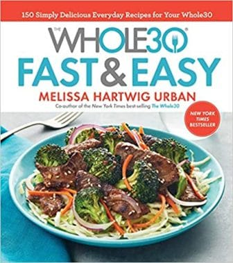 Whole30 Cookbook by Melissa Urban