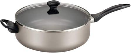 Farberware Durable & Oven Safe Jumbo Sauté Pan