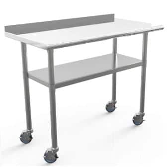 Nurxiovo Commercial Work Table