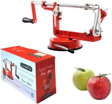 CookPal Apple peeler