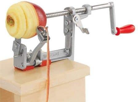 Pampered Chef Apple Peeler