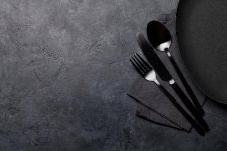 Top 15 Best Matte Black Silverware Set - Guide & Reviews 2020